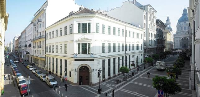 Közép-európai Egyetem (CEU) - Nádor utca 9.