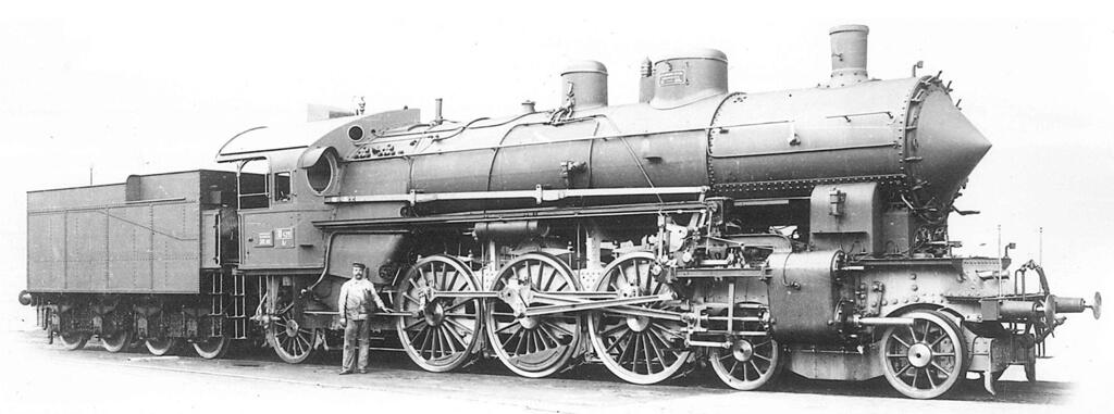 MÁV 301 -es sorozatú mozdony /Fotó: iho.hu/